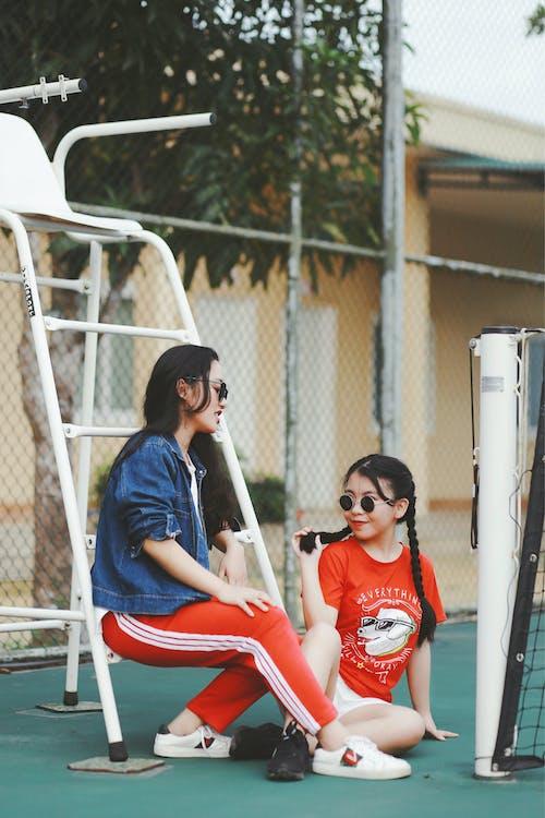 Základová fotografie zdarma na téma asijské holky, lidé, nosit, outfit