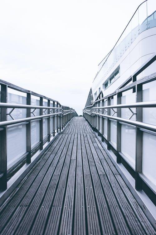 Imagine de stoc gratuită din arhitectură, balustrade, cale, cer