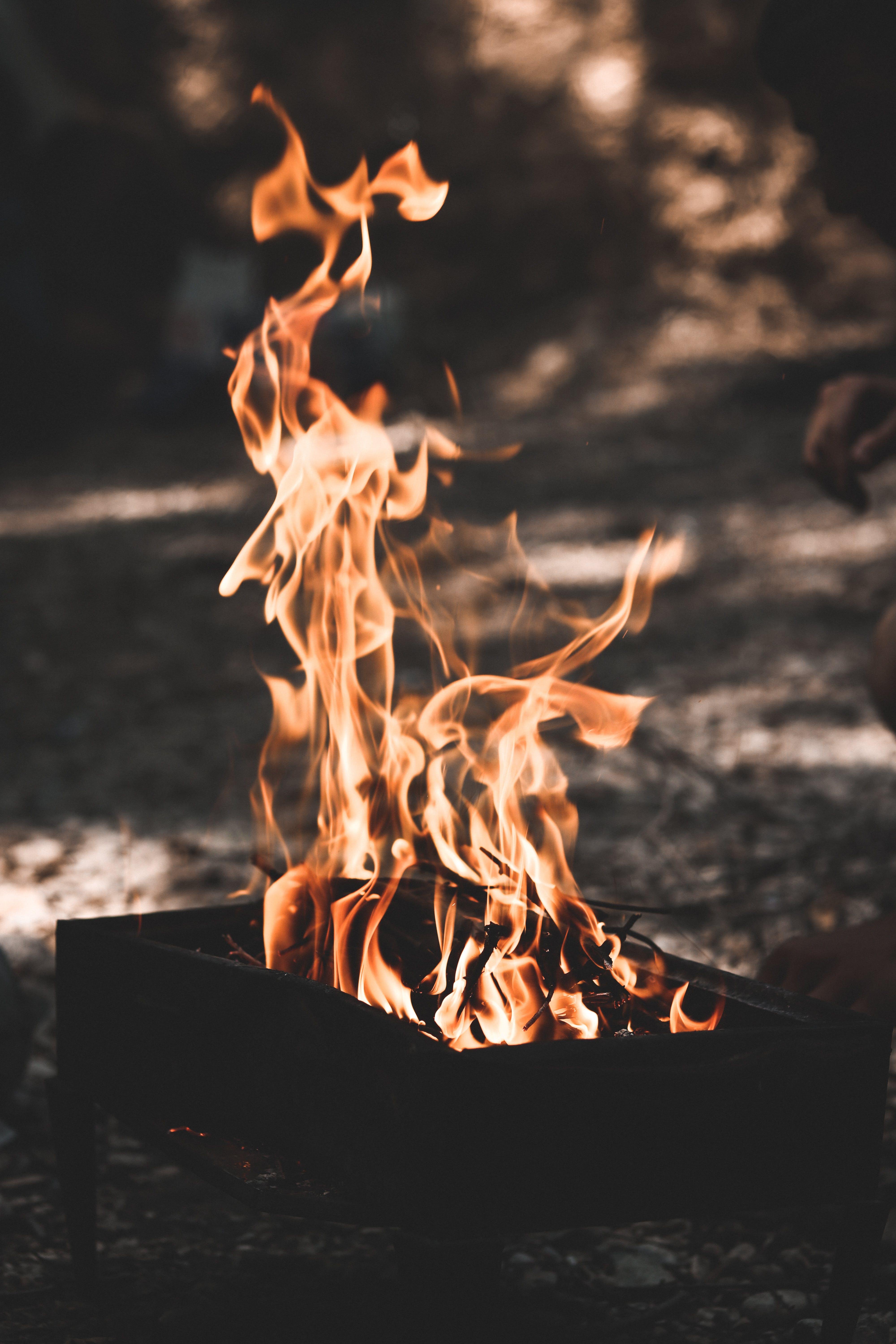 Photography of Firepit