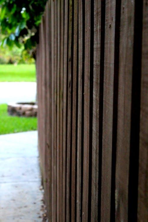 갈색, 나무, 벽, 보안의 무료 스톡 사진