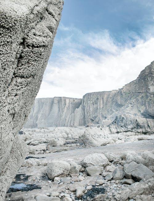 Gratis arkivbilde med dagslys, fjell, geologi, himmel