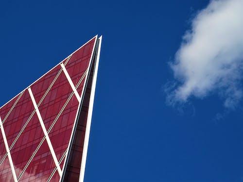 Fotobanka sbezplatnými fotkami na tému architektonický dizajn, budova, jasná obloha, jasný