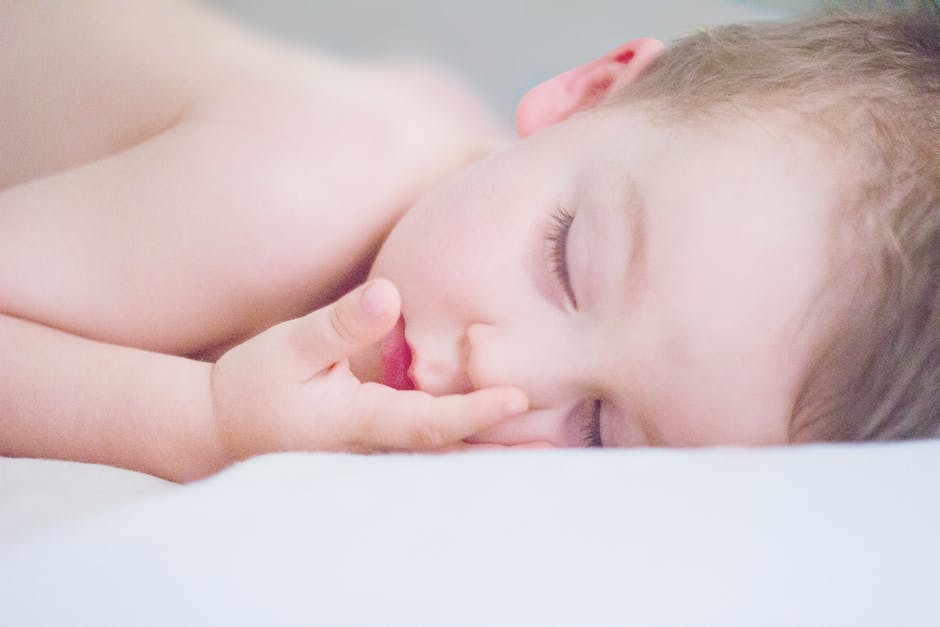 Closeup Photography of Sleeping Boy