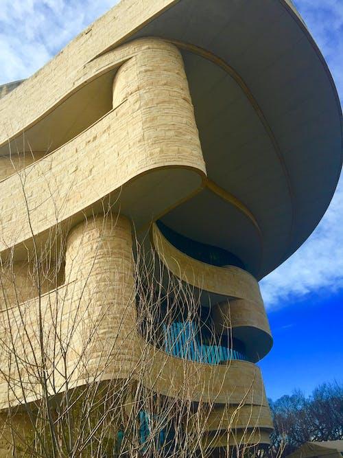 Základová fotografie zdarma na téma architektonický, architektonický návrh, architektura, čáry a křivky