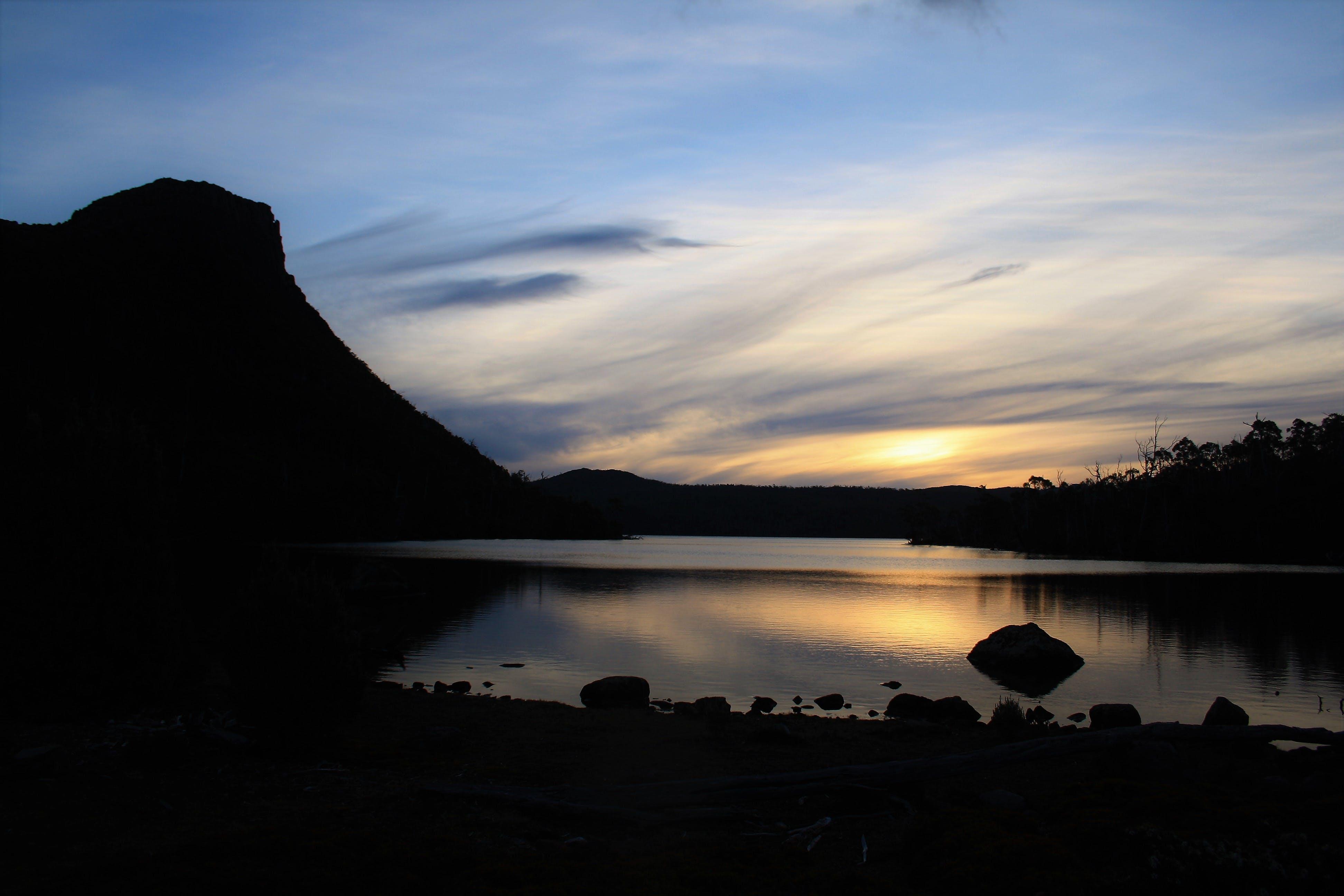 Free stock photo of Lake Mytle and Mt Ragoona