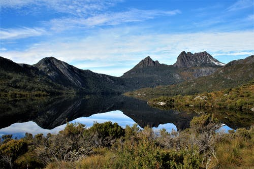 Fotos de stock gratuitas de cradle mountain y dove lake