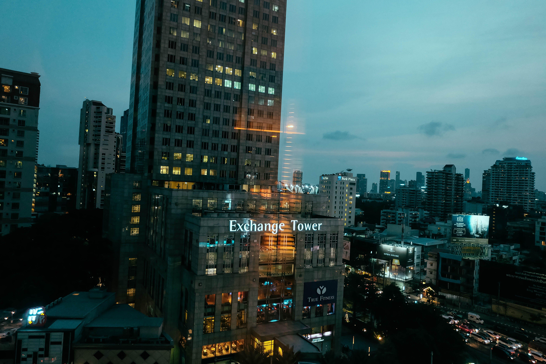 Gratis lagerfoto af Asien, baggrund, Bangkok, by