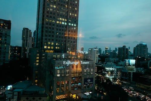 Základová fotografie zdarma na téma Asie, Bangkok, budova, město