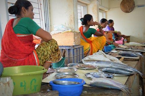 Foto d'estoc gratuïta de local, mercat, peix, reifish