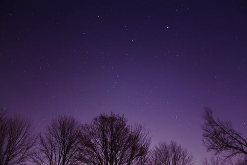 Free stock photo of astronomy, astrophotography, late, night
