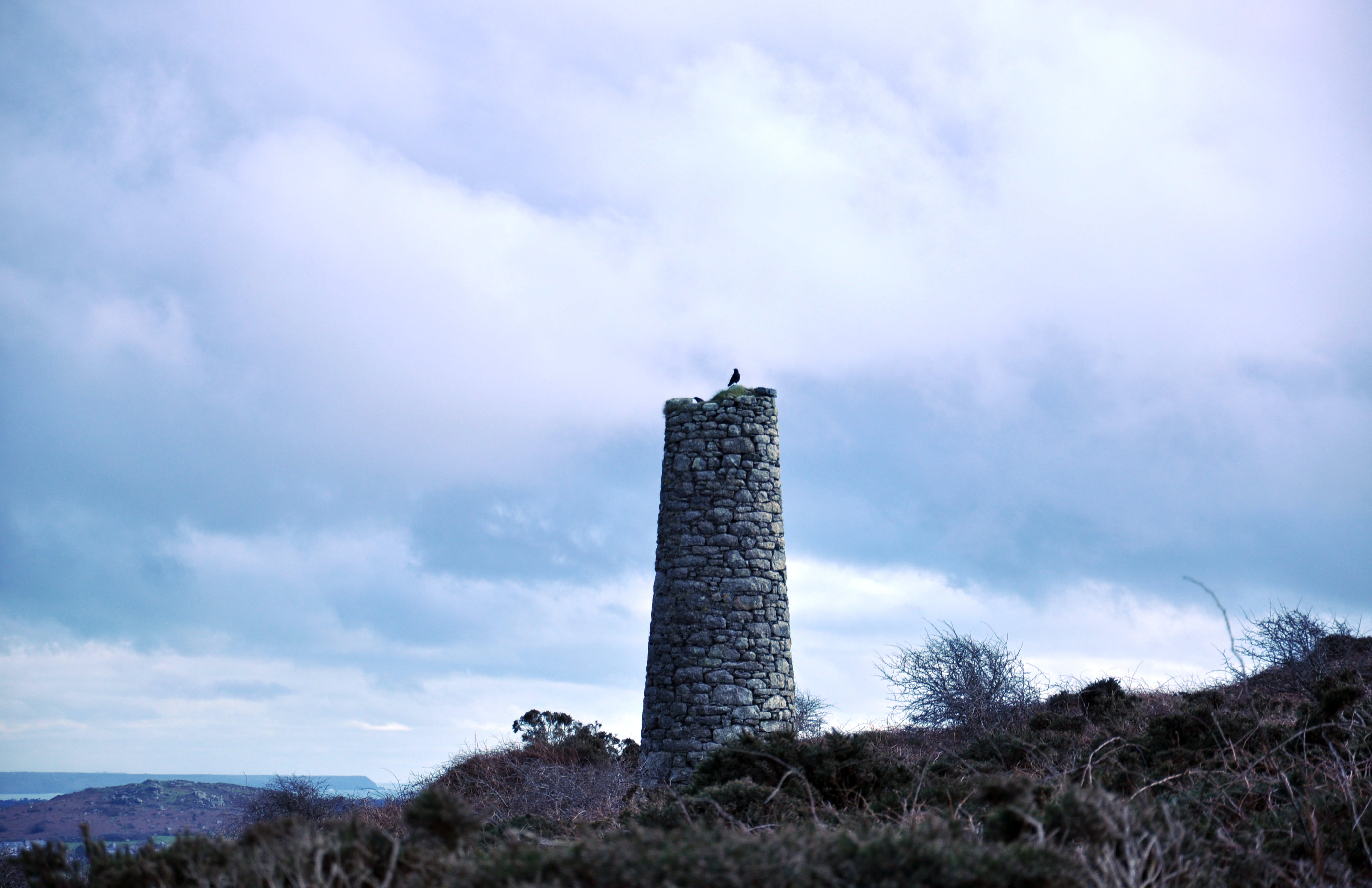 Free stock photo of chimney, mining