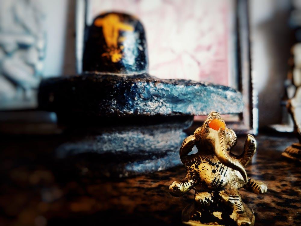 Free stock photo of ganesh, god, idol