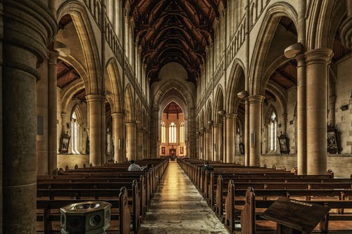 Darmowe zdjęcie z galerii z architektura, budynek, gotycki, historyczny