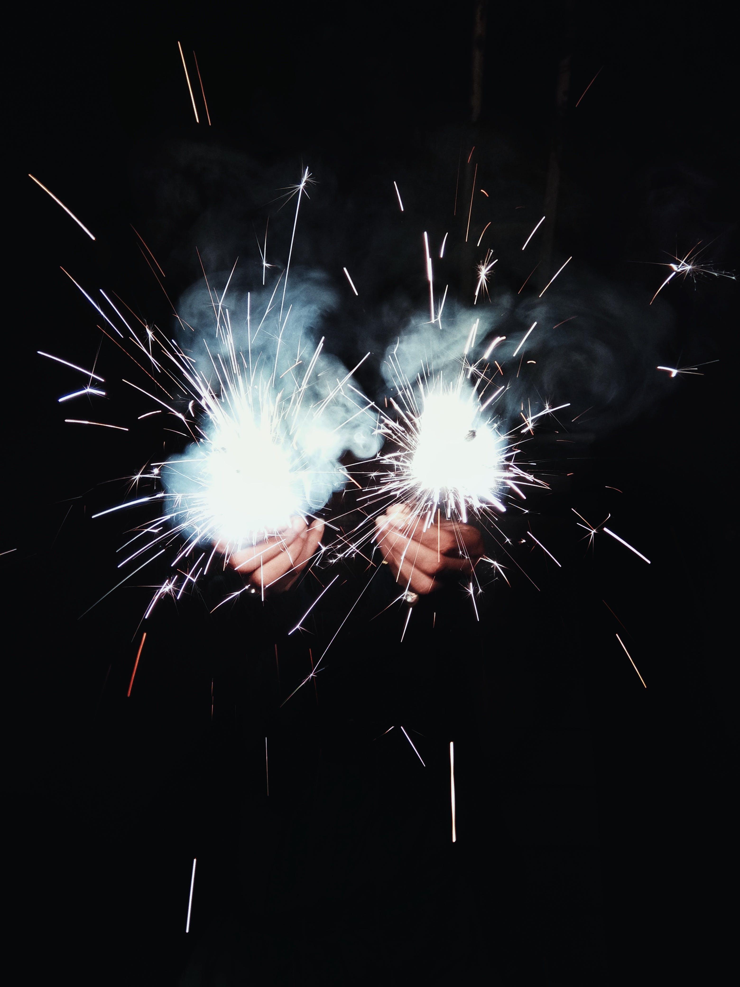 Δωρεάν στοκ φωτογραφιών με 4k ταπετσαρία, αστερίες, αφρώδης, εορτασμός
