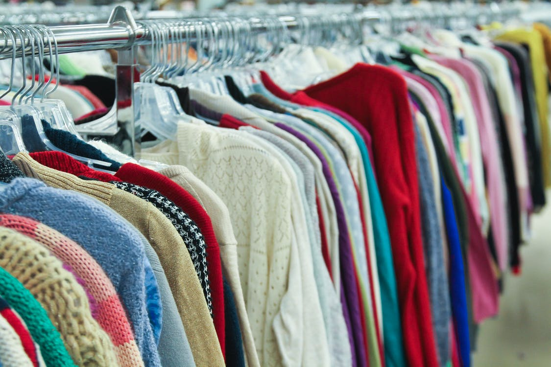 Free stock photo of cardigan, charity, clothes