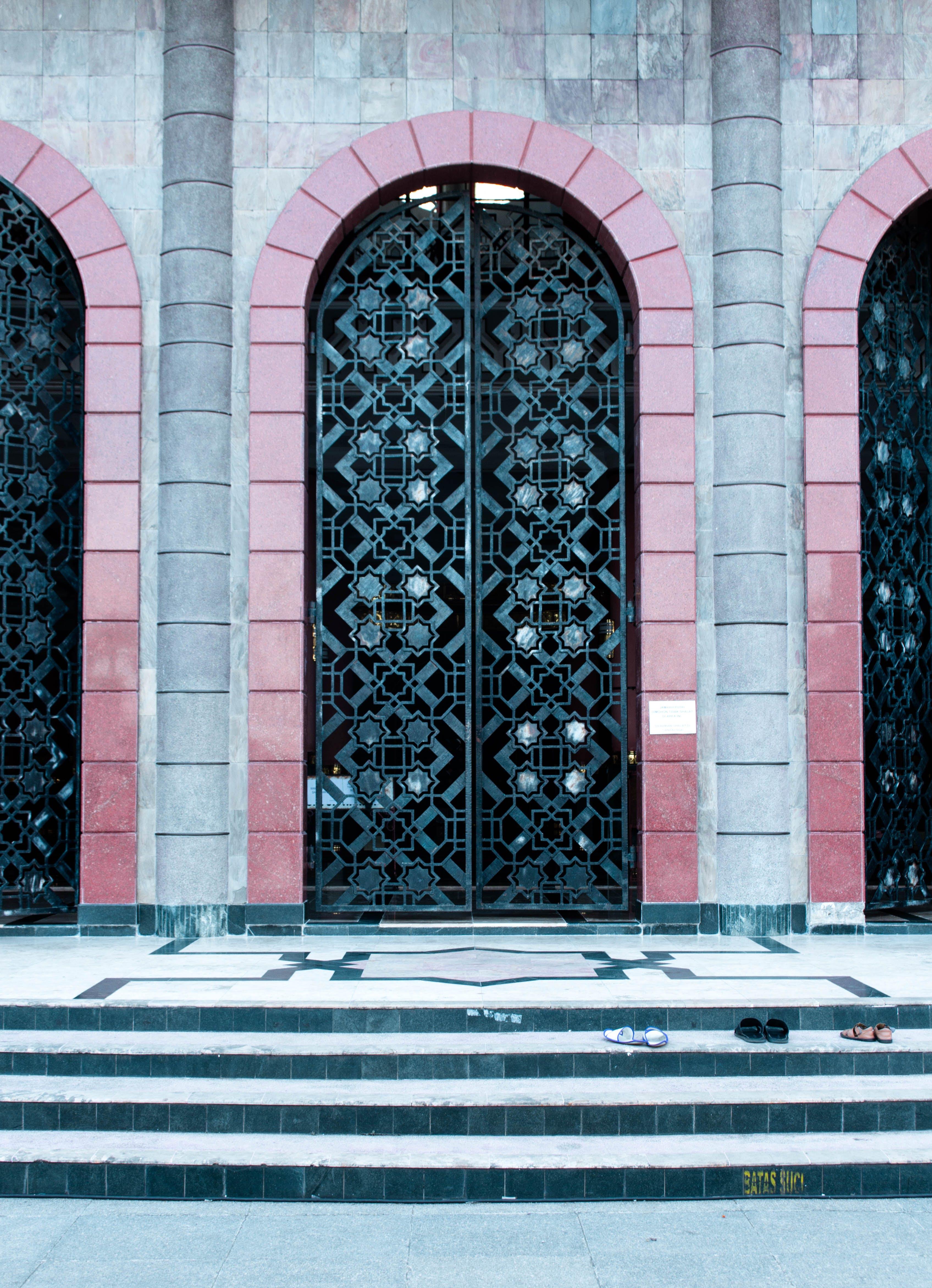 Free stock photo of landscape, door, university, mosque