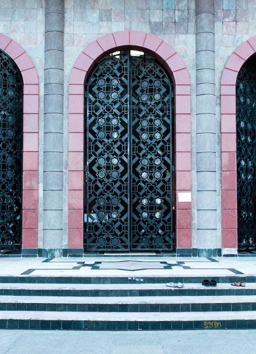 Základová fotografie zdarma na téma dveře, krajina, mešita, univerzita