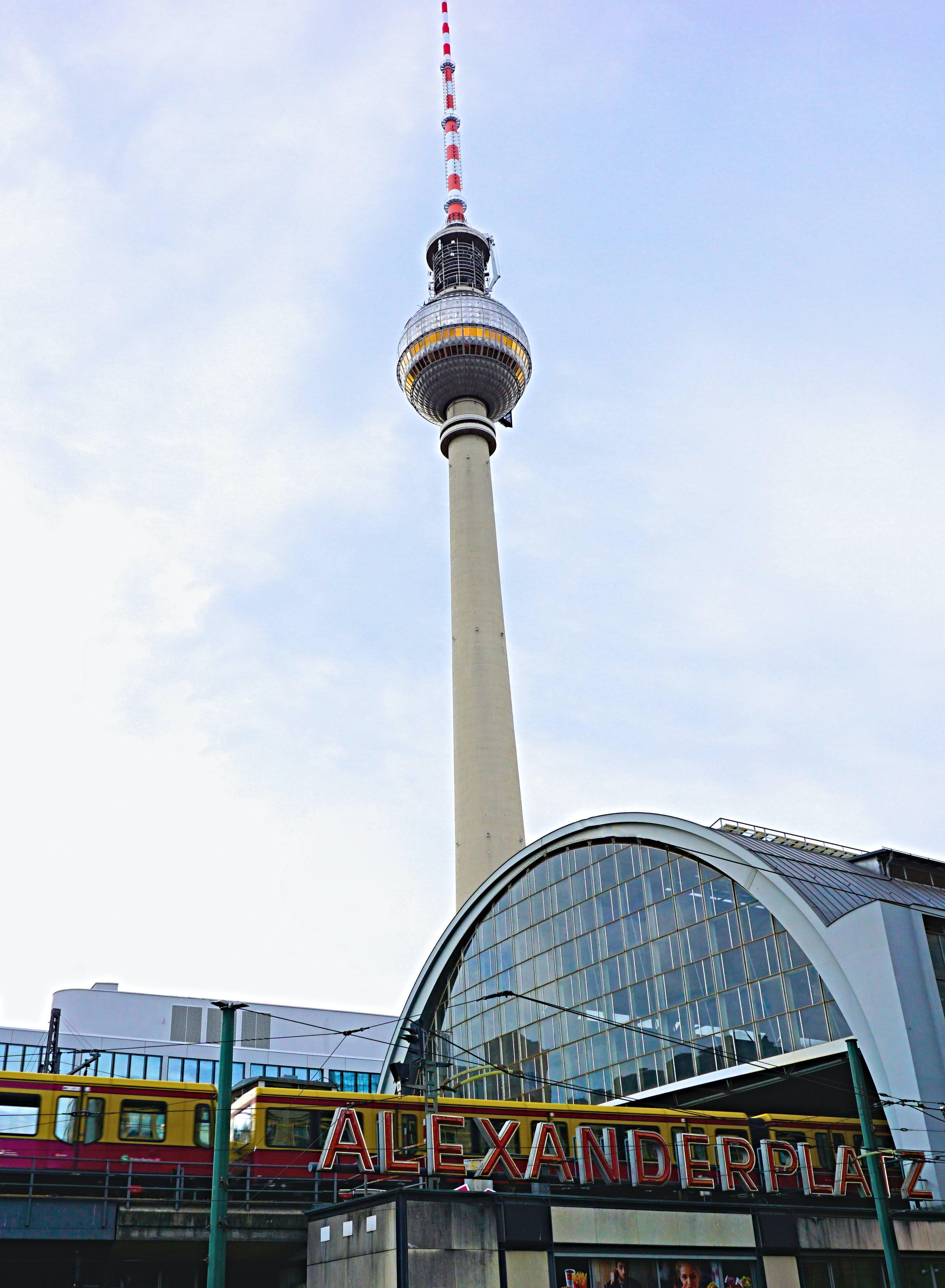 Alexanderplatz, berlin, Fernsehturm