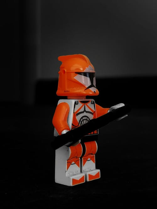 Бесплатное стоковое фото с апельсин, звездные войны, монохромная фотография, монохромный