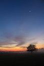 sky, sunset, twilight