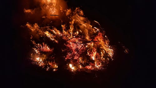 Free stock photo of bonfire, fire, fireplace, flame