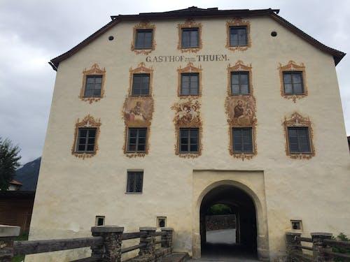 Imagine de stoc gratuită din arhitectură, Austria, pasaj, thurm