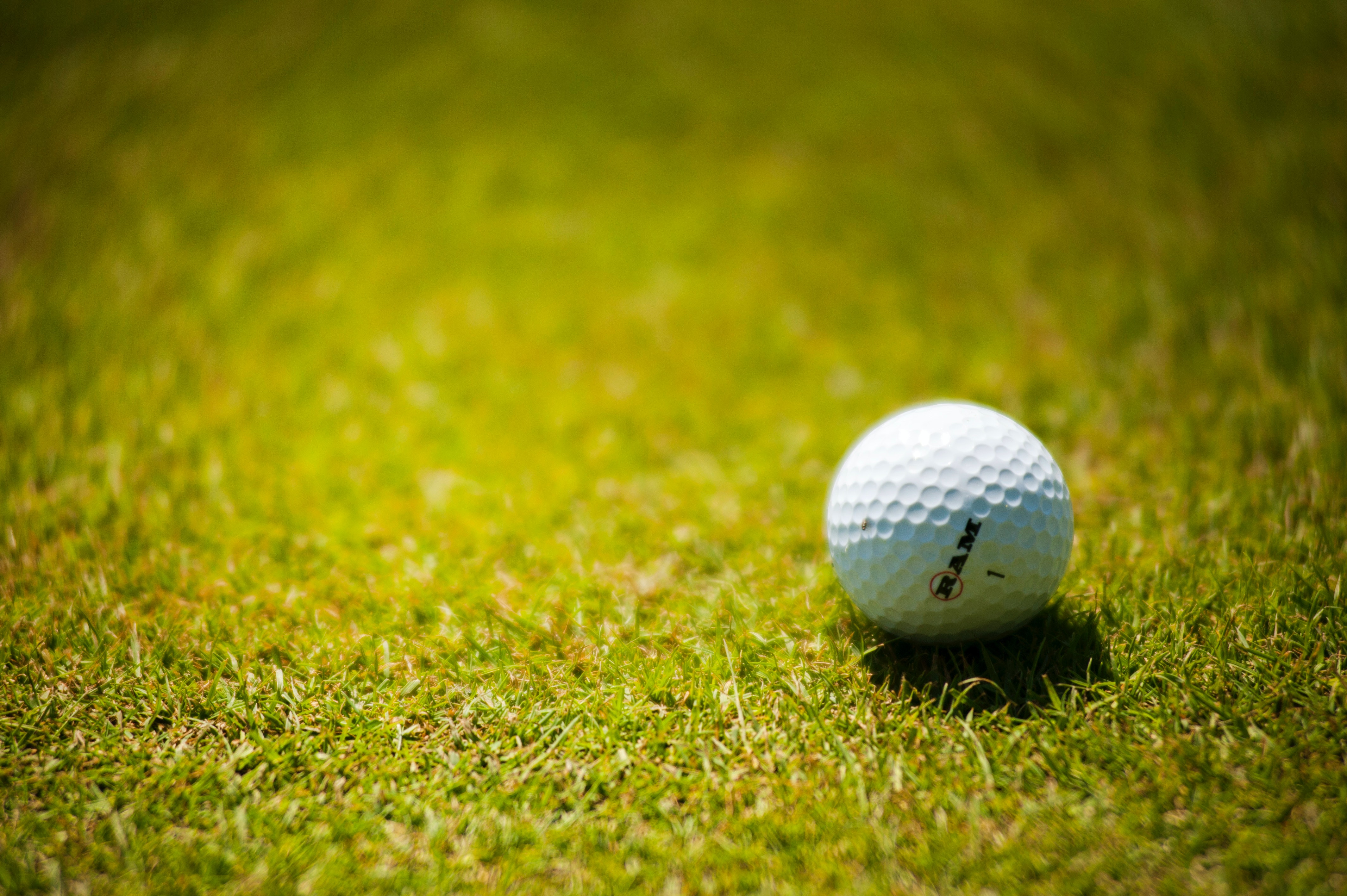 ゴルフボール ゴルフ場 スポーツの無料の写真素材