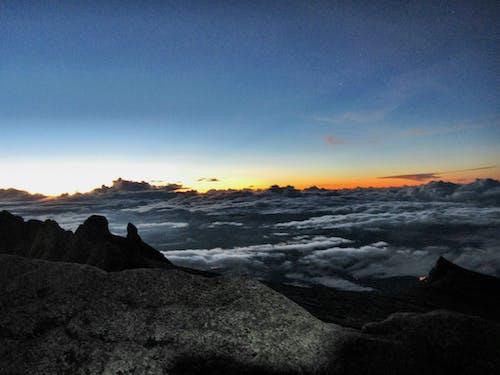 Бесплатное стоковое фото с #sunset #borneo #mtkinabalu