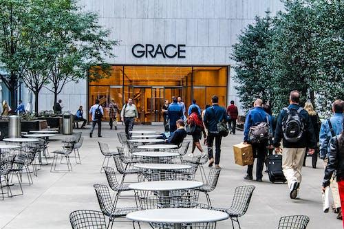 Foto stok gratis berbelanja, berjalan, manusia, masyarakat