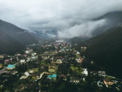 Ingyenes stockfotó alkonyat, alpesi, Alpok, csúcs témában