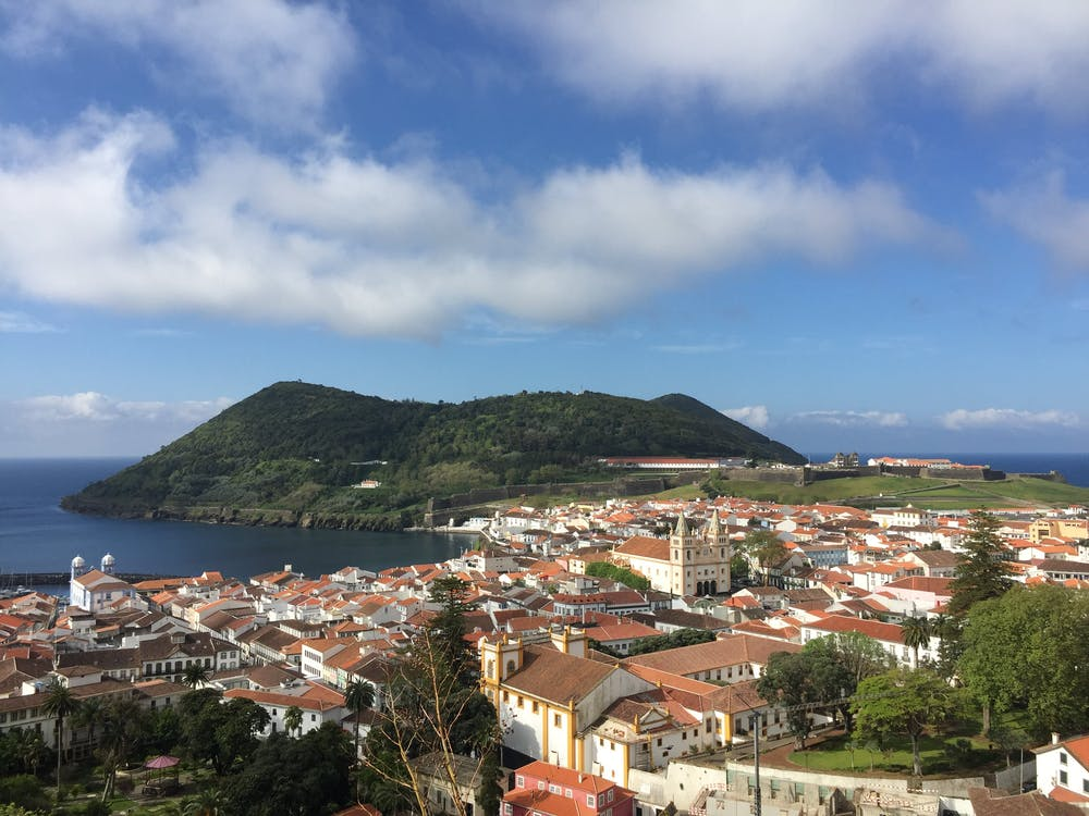 Free stock photo of Angra do heroismo, Islas azores, Terceira