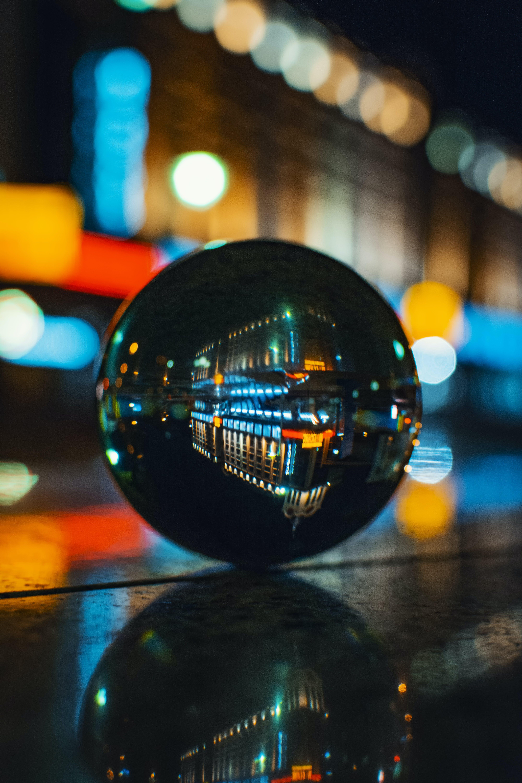 Closeup Photo of Baoding Ball