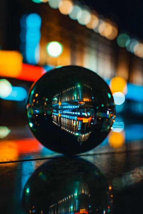 ánh sáng, bóng baoding, cuộc sống về đêm