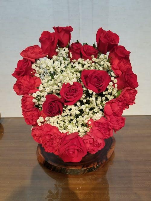 Безкоштовне стокове фото на тему «червоні троянди»