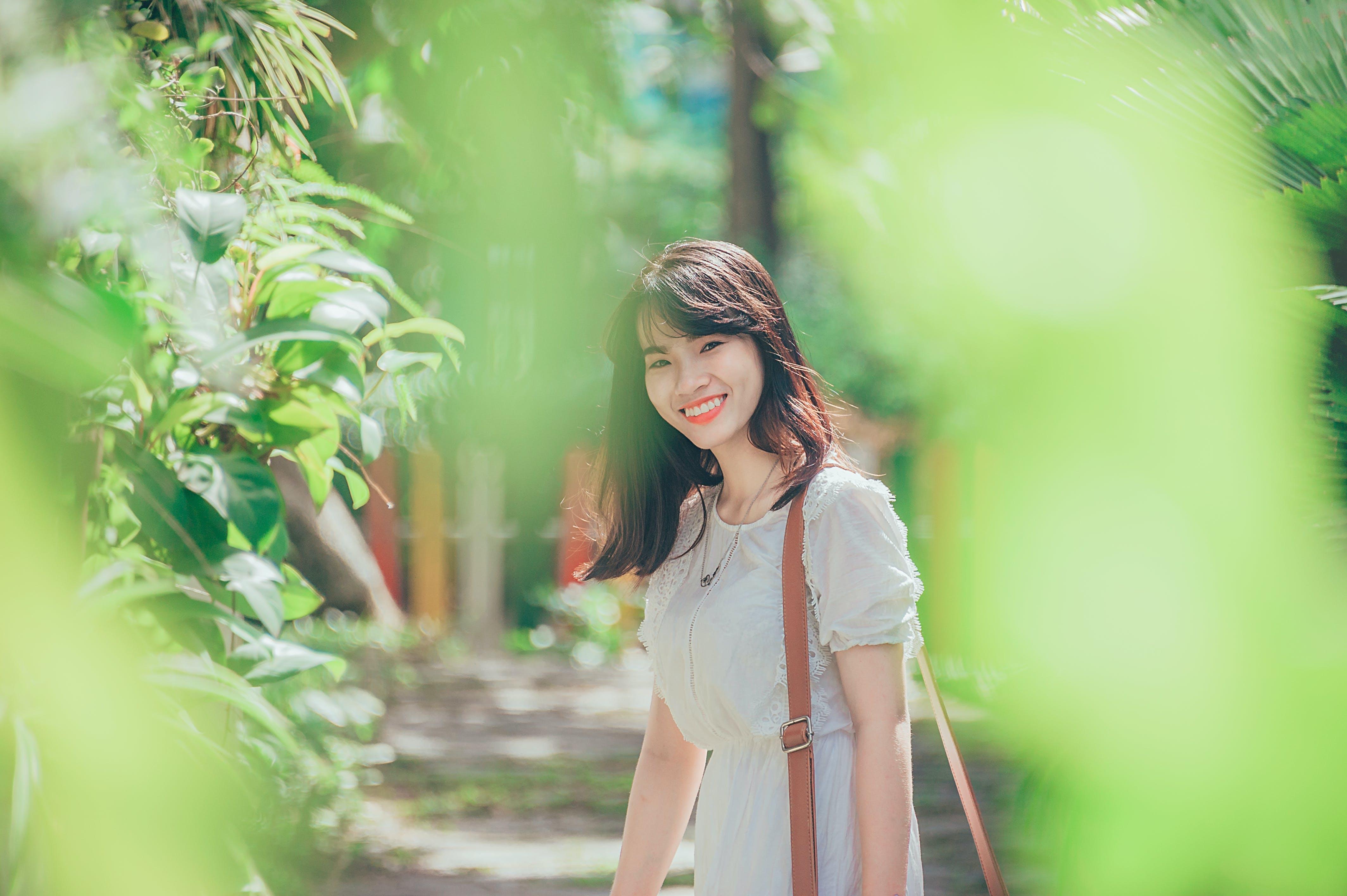 Základová fotografie zdarma na téma asijský, hezký, holka, krásný