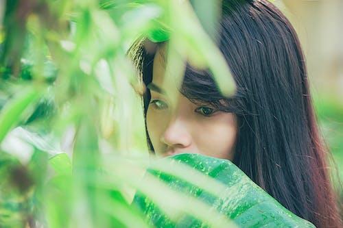 Gratis stockfoto met aantrekkelijk mooi, concentratie, eigen tijd, haar