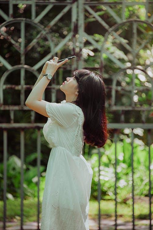 Základová fotografie zdarma na téma hezký, holka, krásný, ležérní