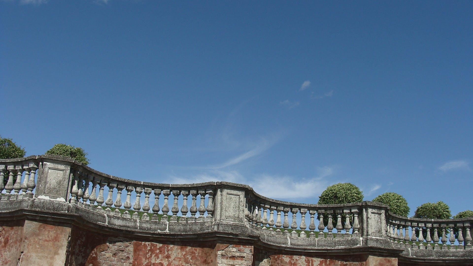Kostenloses Stock Foto zu himmel, россия, park, peterhof