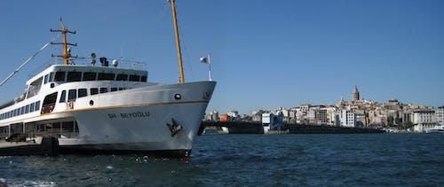 Free stock photo of boat, bosphorus, city