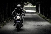 person, street, dark