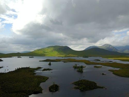 Fotos de stock gratuitas de Highlands, nube