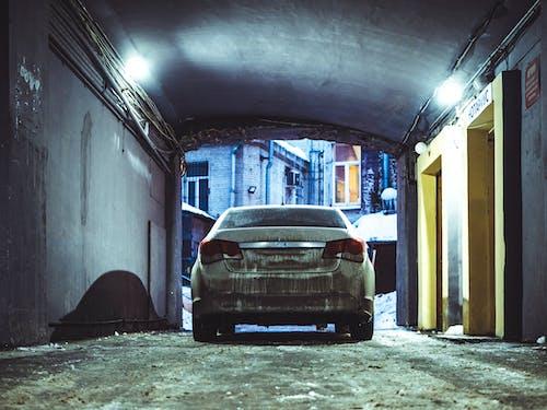Ingyenes stockfotó alagút, állj meg, ásás, autó témában