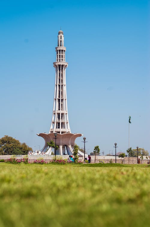 Free stock photo of architecture, buildings, city park, Lahore