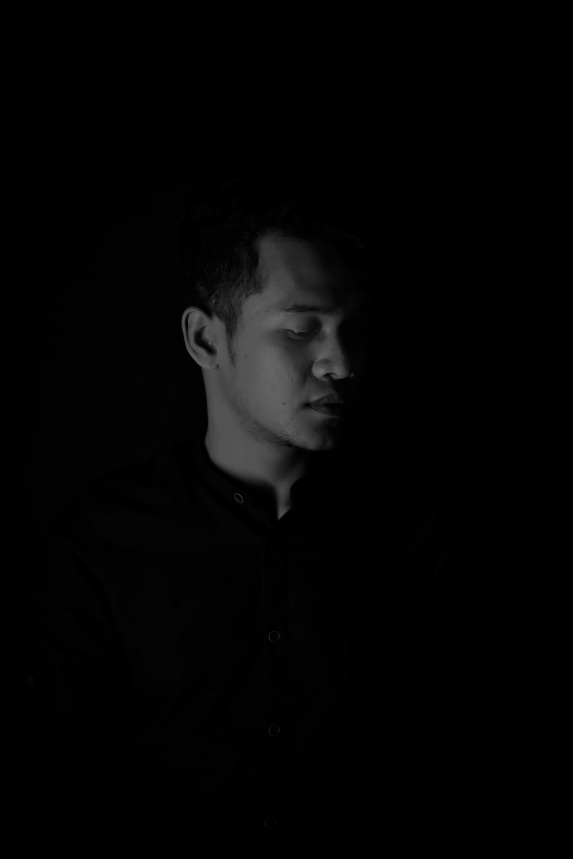 Free stock photo of dark, in black, men, nanda35