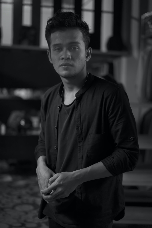 Free stock photo of blur, dark, in black, nanda35