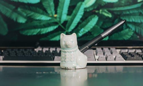 Gratis stockfoto met balpen, keramisch, keyboard, pen