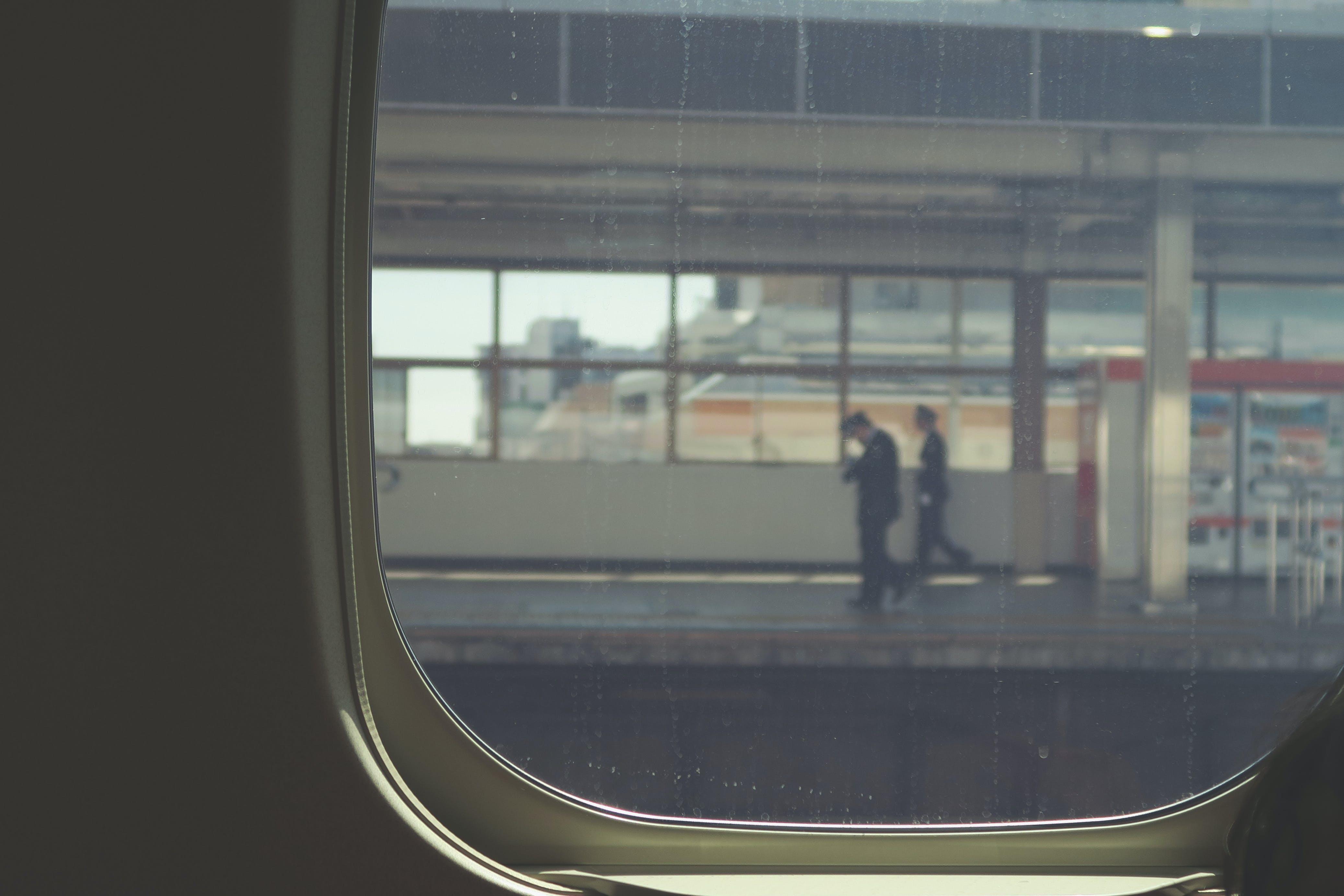 Free stock photo of japan, man, train