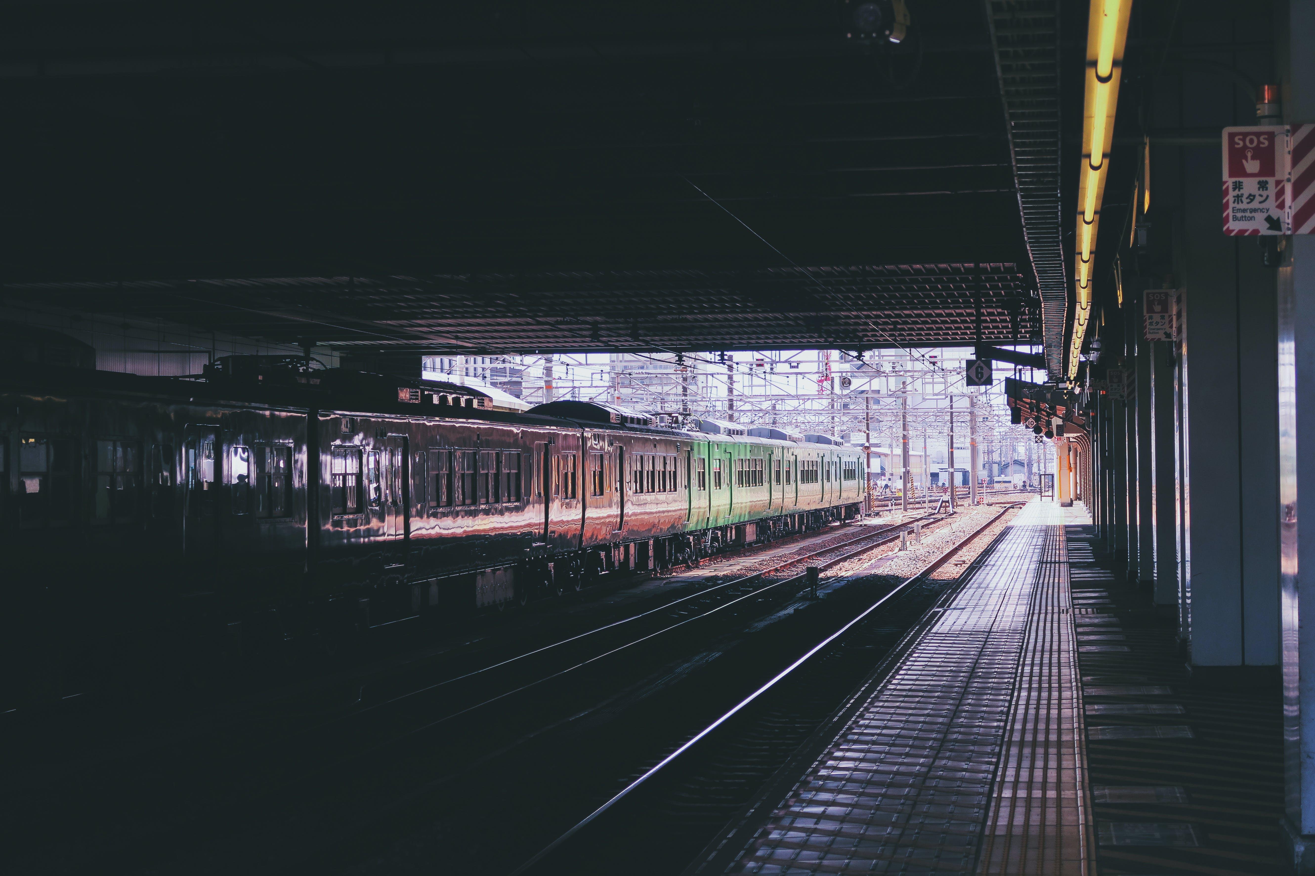 Free stock photo of japan, train