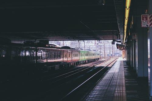 Kostnadsfri bild av japan, tåg