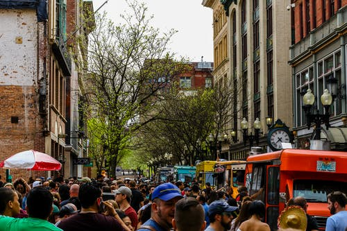 Free stock photo of Busy Crowd, City Food, crowd, crowded